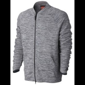 Nike Jackets & Coats - NIKE SPORTSWEAR TECH KNIT